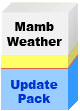 MambWeather updates