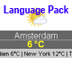 MambWeather Language Pack