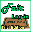 Fair Log-in trial edition